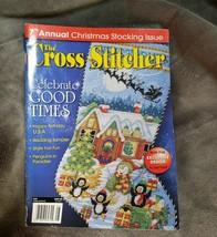 The Cross Stitcher Magazine August 2009 - $8.59