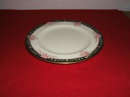 """Pfaltzgraff American Bone China """"Midnight Bouquet"""" Salad Plate (NWOT) - $14.80"""