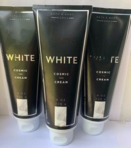 Bath and Body Works WHITE COSMIC Graceful & Radiant Cream Ugly Bottles L... - $34.60
