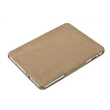 IO Crest VI-ACC62022 Book Style Leather Case with Stand for iPad - Sand - $25.53
