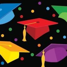 """Graduation Fest Beverage Napkins 18 ct """"Congratulations Grad""""  - $4.79"""