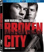Broken City [Blu-ray + DVD]