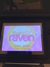 Nintendo Game Boy Advance GBA That's So Raven image 1