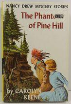 The Phantom of Pine Hill Carolyn Keene Nancy Drew Mystery Stories 42 - $3.99