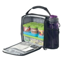 Cooler Insulated Lunch Bag Food Storage Container Kids Picnic Carry Box... - $19.95