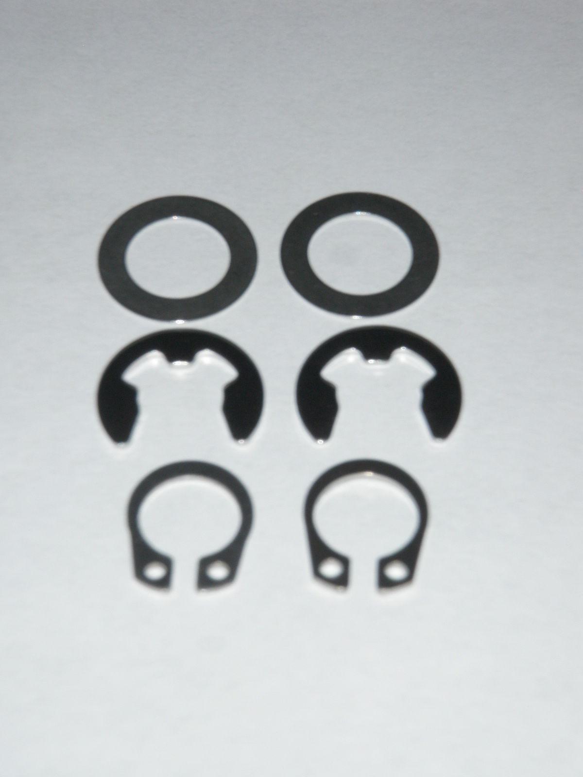 SRECW8 Oster Bread Maker Machine Snap Ring E-clip Washer for Model CKSTBRTW20
