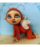 """""""Fairy"""" Cloth Folk Art PDF Digital E-Pattern By Susan Barmore - $12.00"""