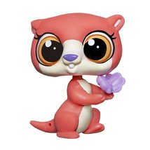 Littlest Pet Shop Get The Pets Single Pack Owen Otterson Doll - $3.95