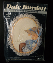 Dale Burdett Country Cross Stitch Kit 1987 Sugar and Spice CK606 Sealed Kit - $6.99