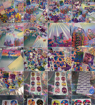 50 Lisa Frank Variety 1980 90s Y2K Sticker Mods  Cosmically Selected  image 3