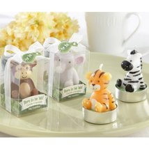 Born To Be Wild Animal Tealight Candles (Set of 40 Assorted) - $128.04