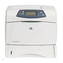HP LaserJet 4200 Laser Printer Low Pages and Painted Covers!  Q2425A - $179.00+