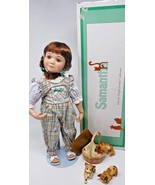 "Samantha ""Georgetown Collection"" porcelain doll from Favorite Friends  - $59.39"