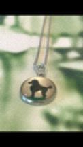 Sterling Silver Vintage Poodle Necklace - $27.00