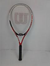 Wilson Impact Titanium Tennis Racquet L2 4 1/4 shf 3 - $16.99