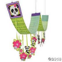 Panda Party Hanging Ceiling Decoration - $170,15 MXN