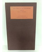 The company of strangers: Poems by Peter Cooley (Hardcover, 1975)  08262... - $12.82