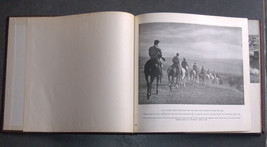 Vintage 1950 Book A Tour Through Israel Illustrated Hebrew English French image 8