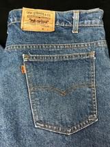 Levi Orange Tab Made In USA 509 Denim Blue Jean Mens Size 38 X 29 Levis - $29.65