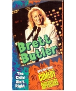 The Child Ain't Right VHS Brett Butler OOP Show... - $3.99
