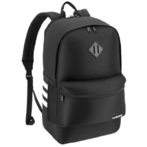 Adidas Core Backpack with Large Compartments Fits 15.4 Tablet School/Tra... - $34.99