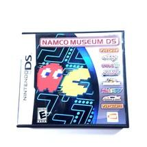 Namco Museum DS Nintendo DS Lite DSi XL 3DS w/Case & Manual - $9.60
