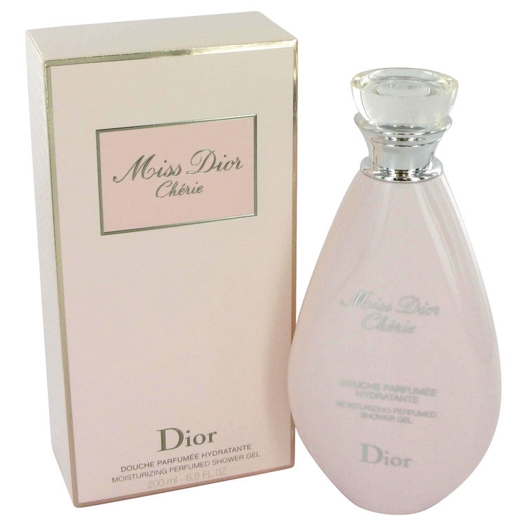 Christian dior miss dior cherie shower gel