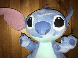 "Disney Stitch Plush Stuffed Animal 12"" Blue - $17.18"
