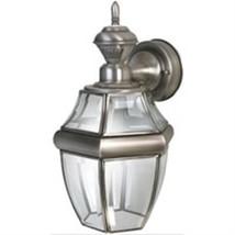 Heathco HZ-4166-SA Light Motion Beveled Glass 150 Degrees Silver - $67.42