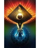 27X FULL COVEN HAUNTED OPEN YOUR 3RD EYE CRYSTAL BRANCH HIGH MAGICK Witch  - $112.77