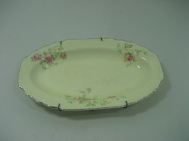 Vintage Lido W.S. George Canarytone Decorative Collector Plate Model S96A - $12.16