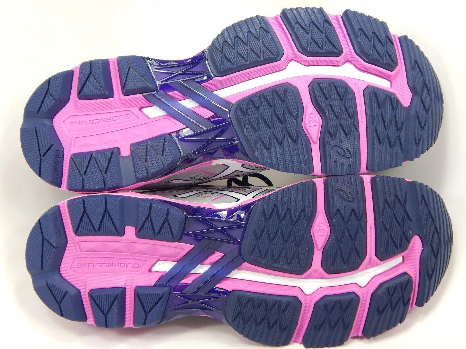 Asics GT 2000 v 5 Women's Running Shoes Size US 9 2A NARROW EU 40.5 T760N Silver