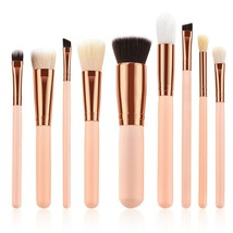 BBL® 9pcs/Set Makeup Brushes Set Reals Professional Foundation Eye Shadow - €13,64 EUR