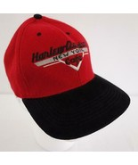 Harley Davidson Cafe New York Ride Free Embroidered Baseball Cap Hat - $27.81