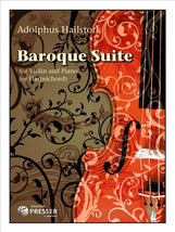 Baroque Suite (Solo Part with Piano) - $12.40