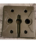 Weider Vinyl Coated Square Plate Weights - 12.5 Lb. Fits Various Models ... - $74.25