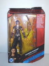 DC Comics Multiverse Menalippe Wonder Woman & Accesories NOB - $13.57