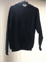 Jerkers Hooded Sweatshirt Adult Size M(38/40)Blue Ships N 24h - $12.65