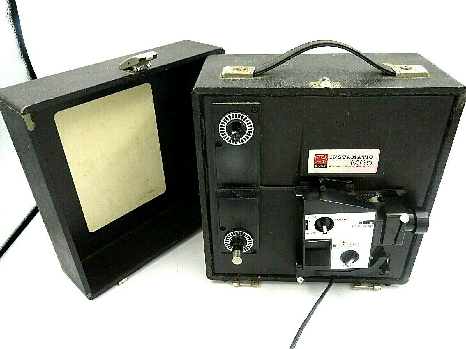 Vintage Kodak Instamatic M65 Movie Projector - $49.50