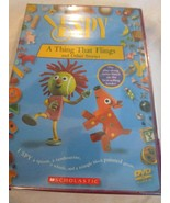 Scholastic I Spy A thing That Flings and Other Stories Play Along DVD Br... - $9.99