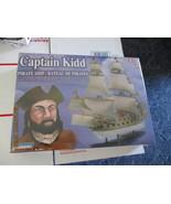 Lindberg Captain Kidd Pirate Ship 1/130 scale - $36.99