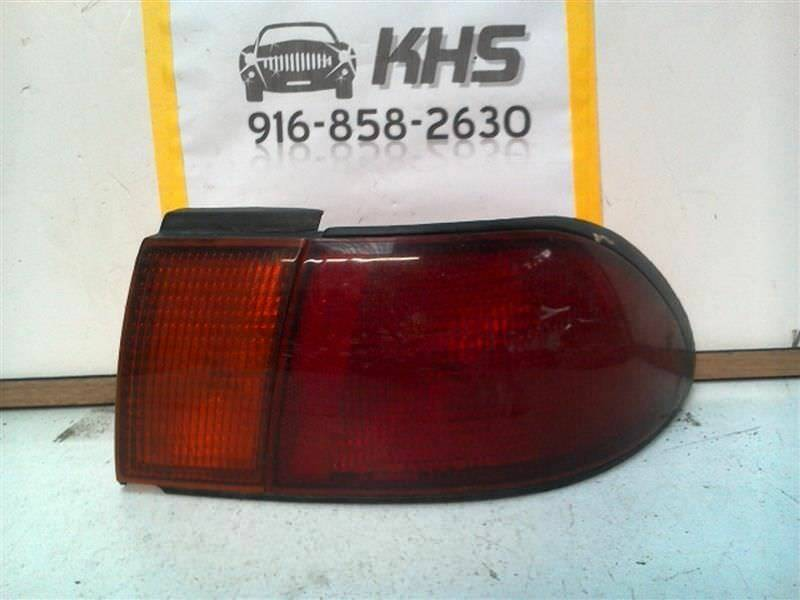 Primary image for Passenger Right Tail Light Quarter Panel Mounted Fits 95-99 SENTRA 41591