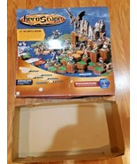 HEROSCAPE BOARD GAME THE BATTLE OF ALL TIME ***BOX ONLY***  - $19.75