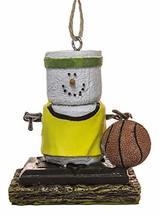 S'Mores Basketball Player Christmas/ Everyday Ornament - $8.86