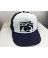 Powered By Saltwater  Otto Collection Adjustable SnapBack Blue  Hat Cap - $18.69