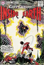 Showcase Comic Book #52 Cave Carson Adv. Inside Earth, DC Comics 1964 FINE+ - $33.78