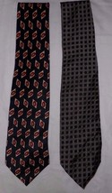 Polo by Ralph Lauren Men's Ties New 2 Ties 100% Silk Made In USA 56 Inch #3 - $29.69