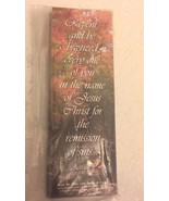 Christian Bookmarks Inspirational Bible Verses Repent Baptized Gift NEW ... - $11.87