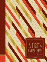 A First for Everything Journal Chronicle Books - $9.89