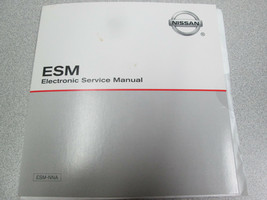 2009 Nissan MAXIMA Service Repair Shop Workshop Manual CD VERSION Factory - $297.00
